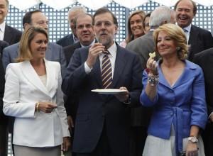 Rajoy y los suyos comerán, pero tú....el IVA lo dirá