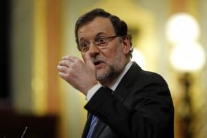 Los asombrados ojos de Rajoy ante el díscolo Pedro Sánchez