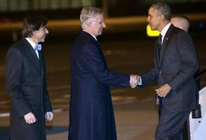 El primer ministro belga, ¿llevaba puestos los pañales?